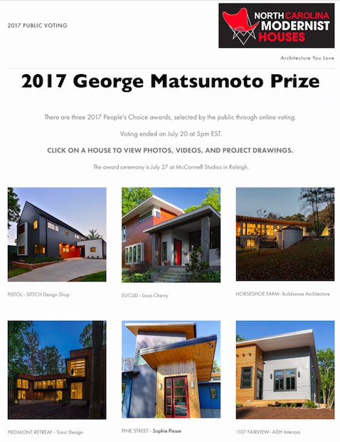 competition website setup   2017 George Matsumoto Prize