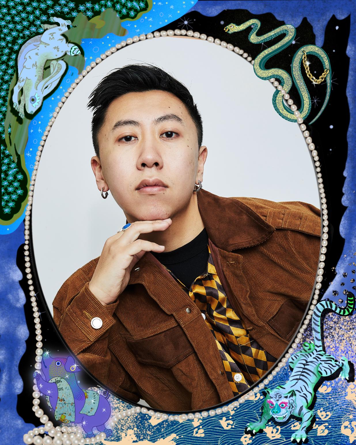Haoran Li  Designer, Founder of PRIVATE POLICY