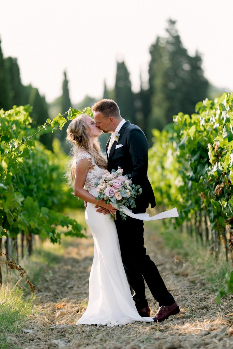 Terre di Nano Wedding in Tuscany
