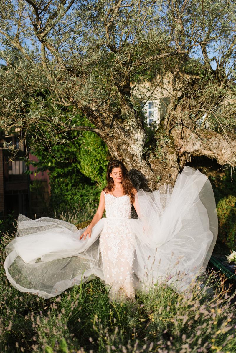Bruidsfotograaf in Toscane