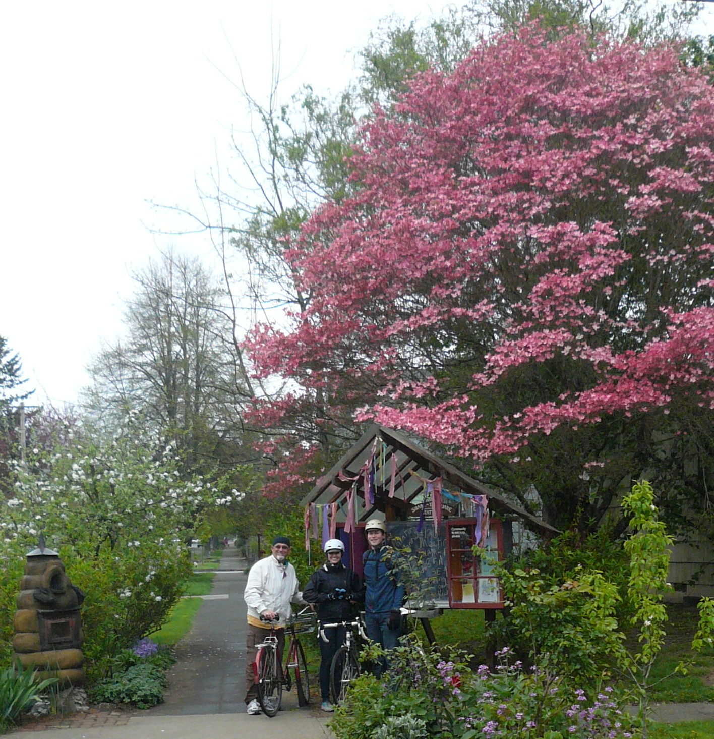 A bike ride in Portland created a shift in my thinking about how I approached cycling.