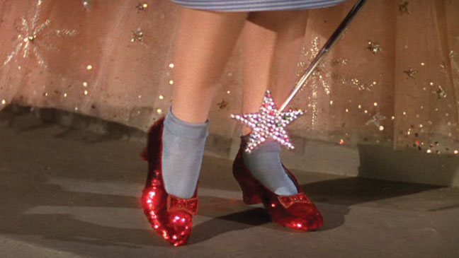 No ruby slippers required.