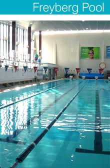 Freyberg Pool Architecture HDT