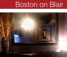 Boston on Blair
