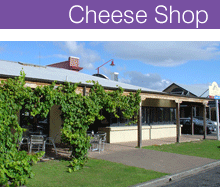 Martinborough Cheese Shop Architecture HDT