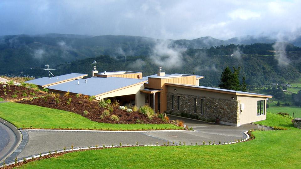 Te Marua House - Architecture HDT
