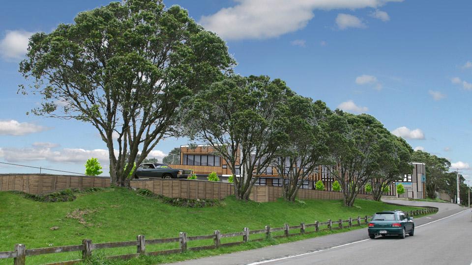 Alex Moore Park Architecture HDT