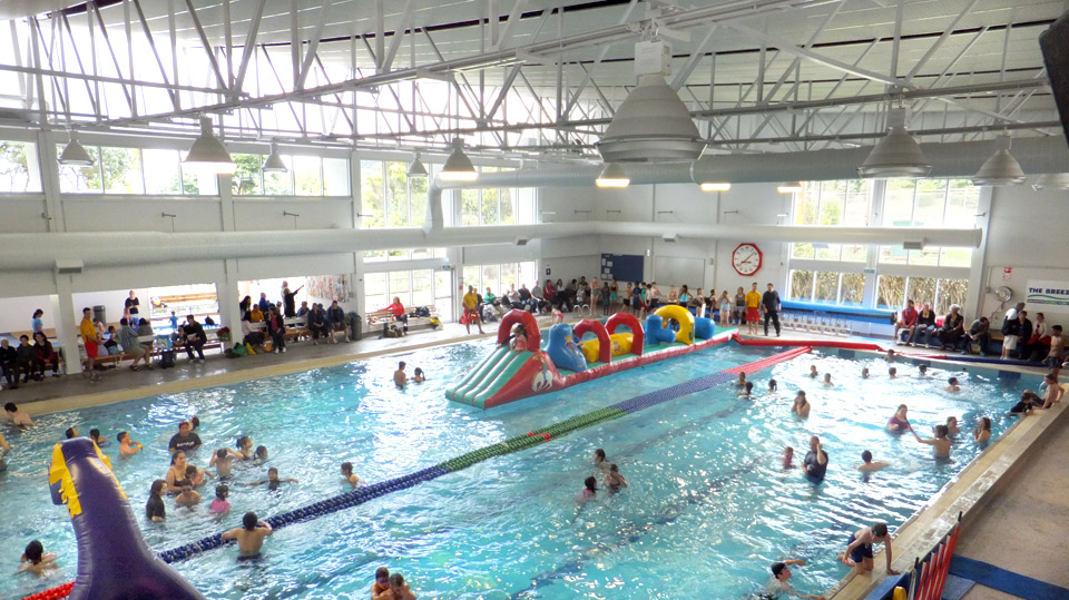 Tawa Pool Architecture HDT