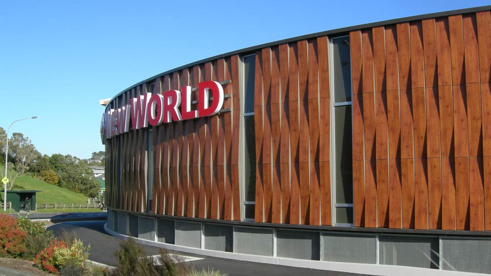 NEWLANDS NEW WORLD