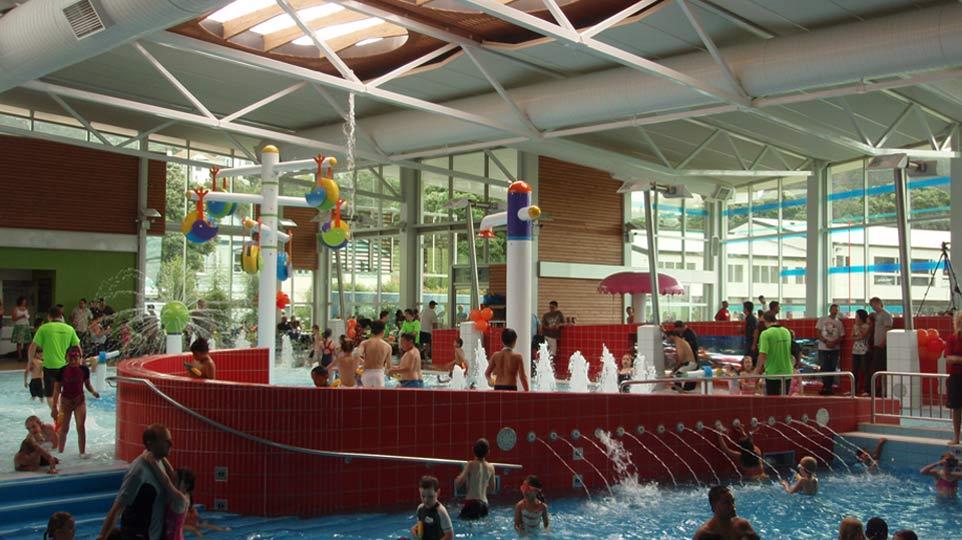 Wellington regional aquatic centre - HDT