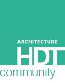 Architecture HDT Community