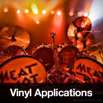 Vinyl Applications