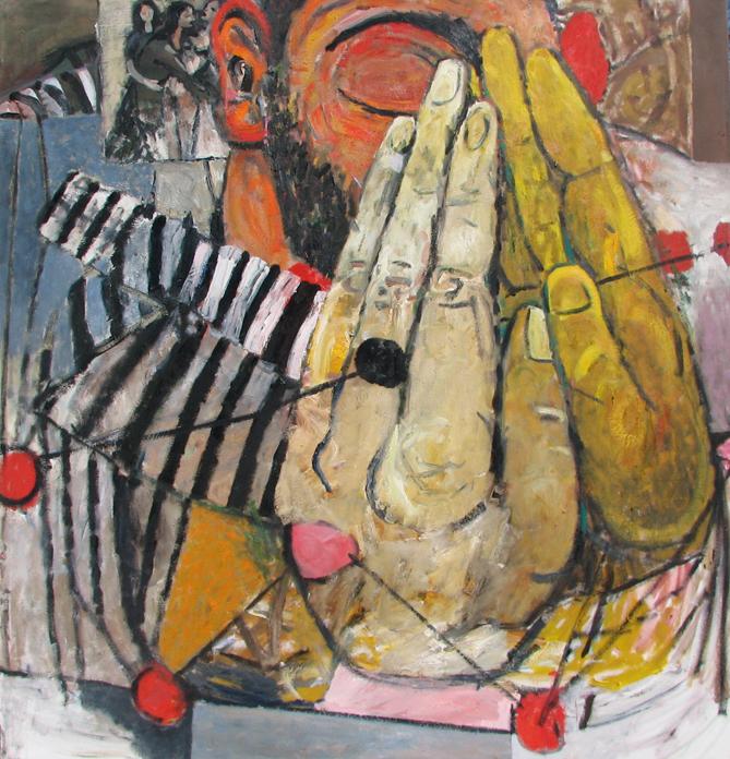 The Artist's Blessing   2009