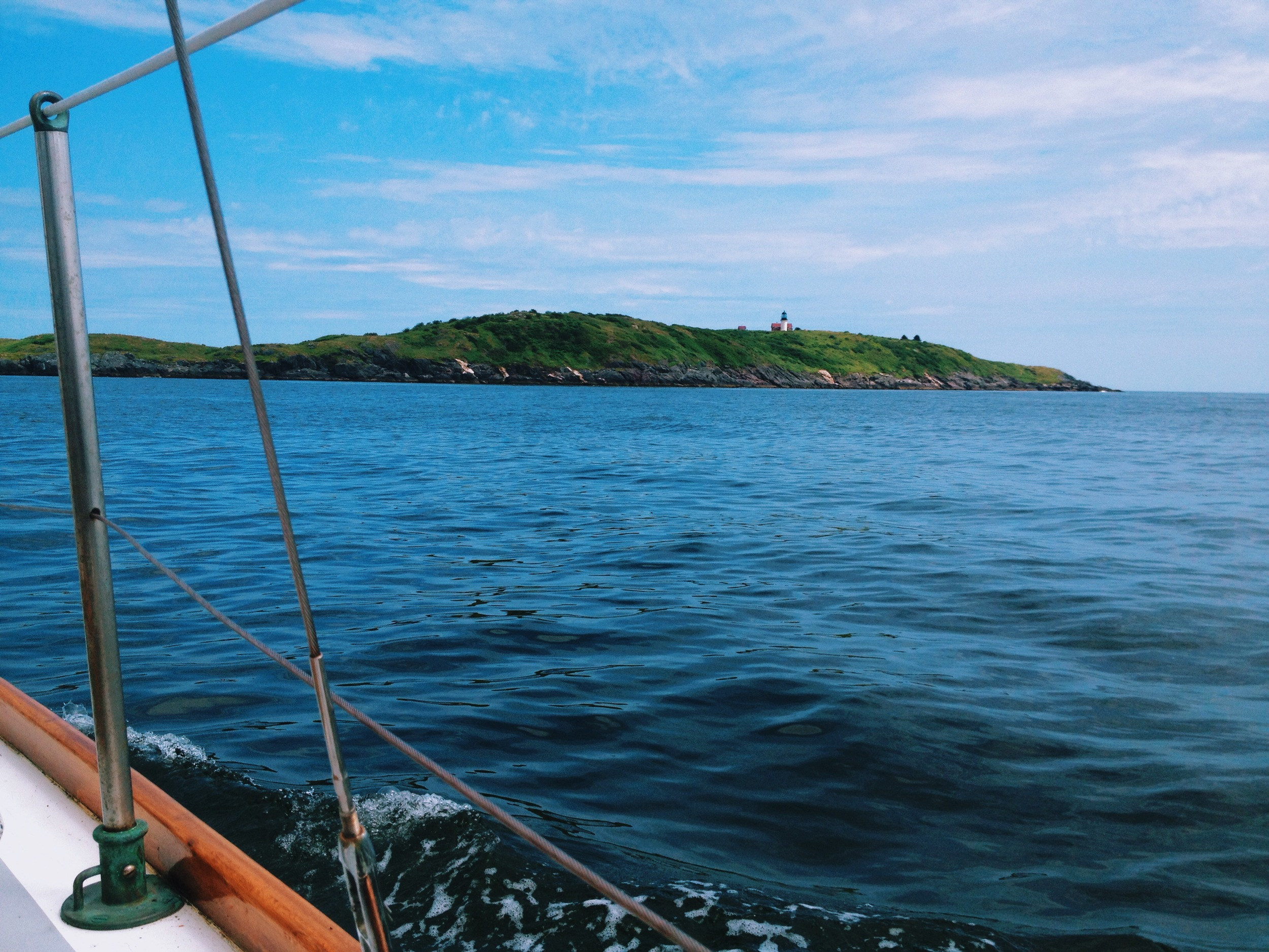 Seguin Island, Maine