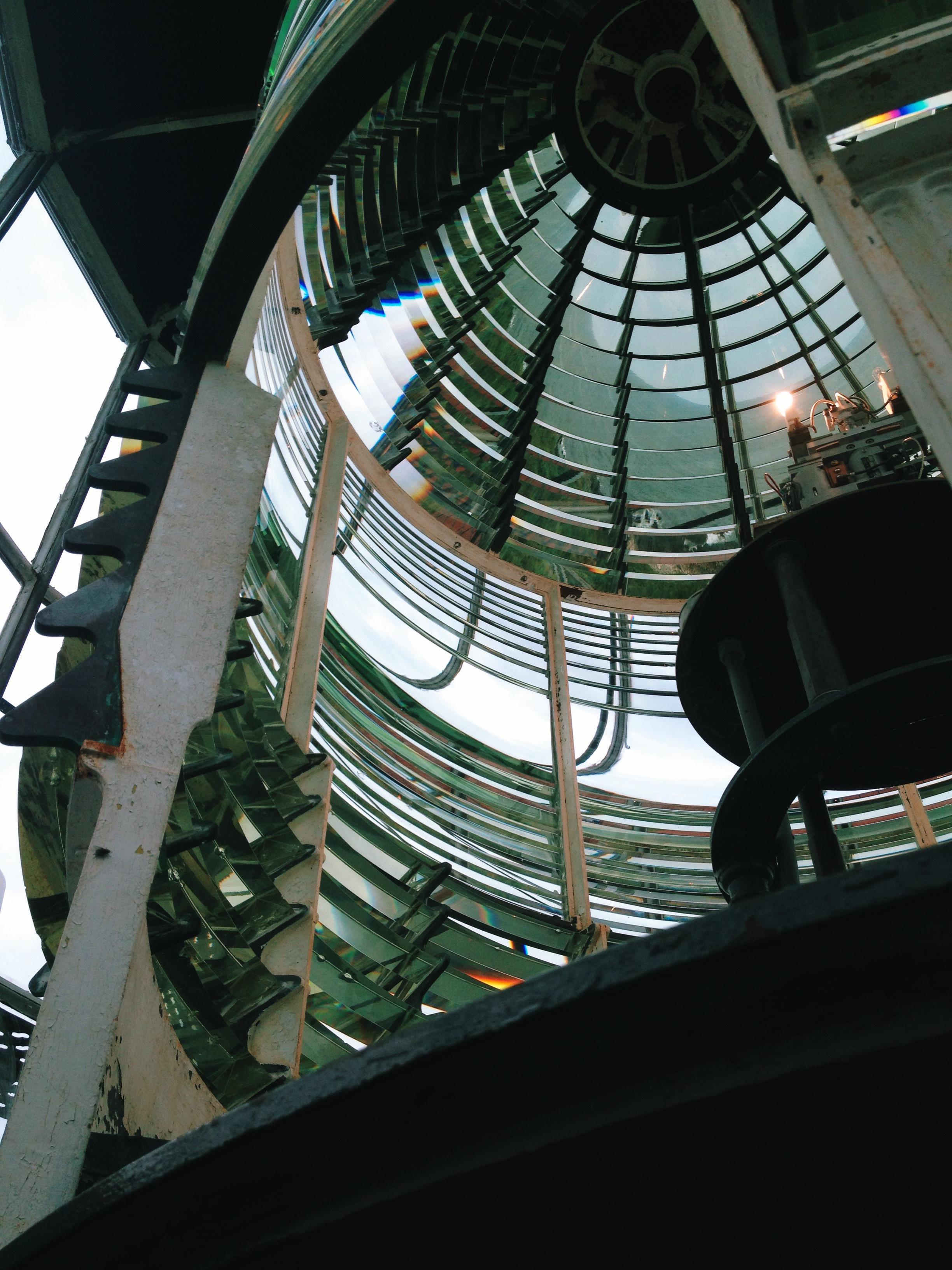 Seguin Island First Order Fresnel Lens