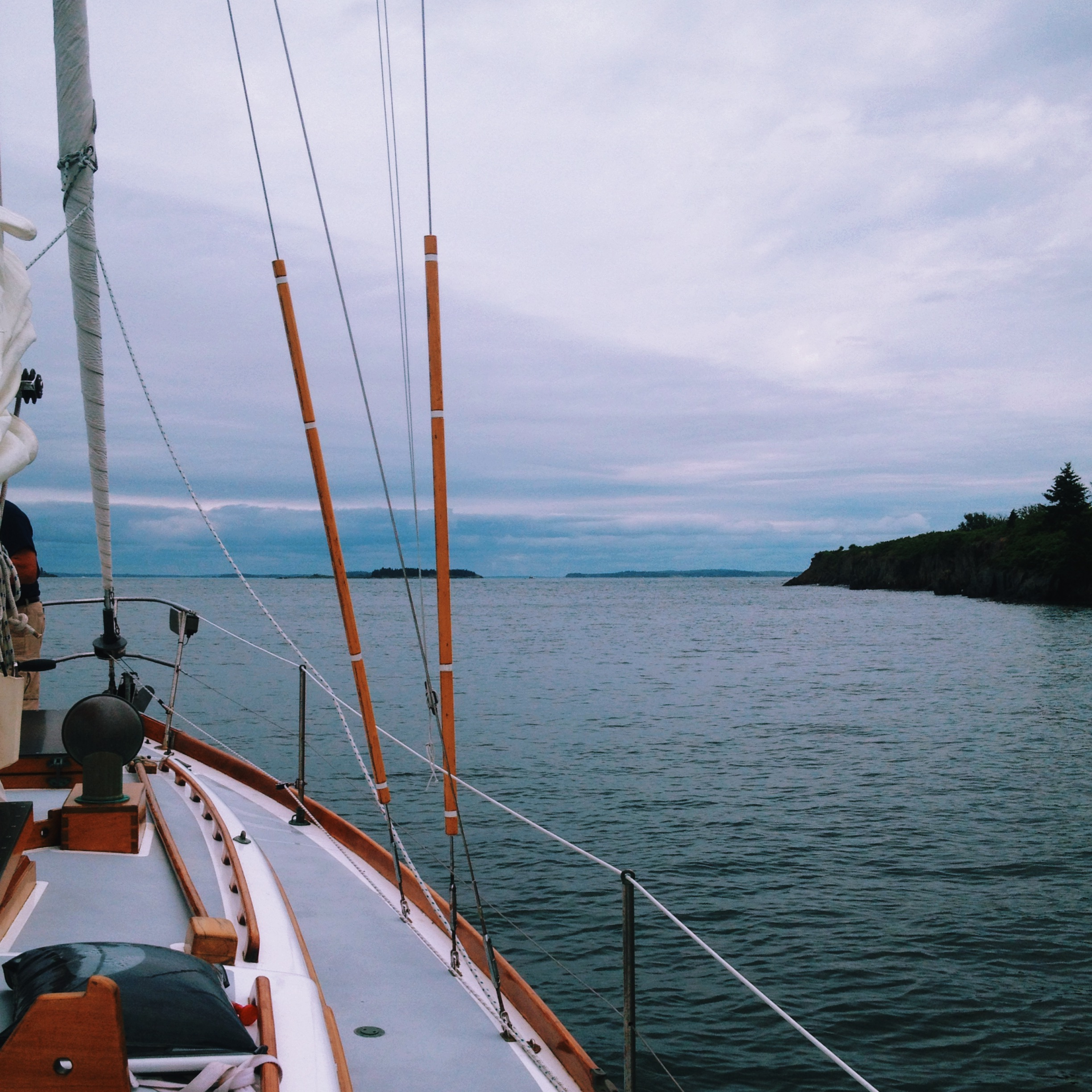 off the beaten path in Maine - Jewell Island photo by Michelle Kinerson of Cape Porpoise Trading Co.jpg