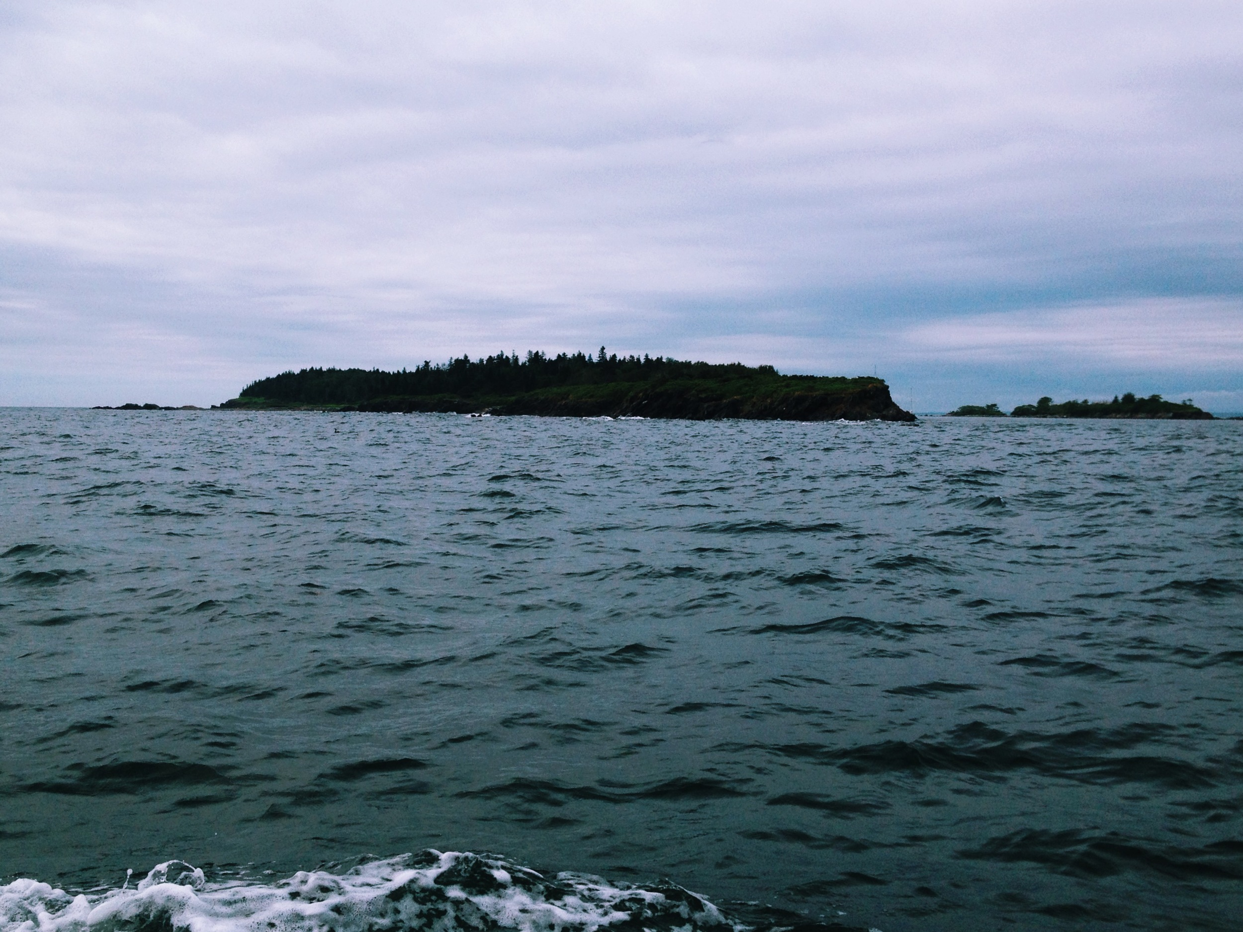 Off the beaten path in Maine - Jewell Island photo taken by Michelle Kinerson of Cape Porpoise Trading Co.JPG