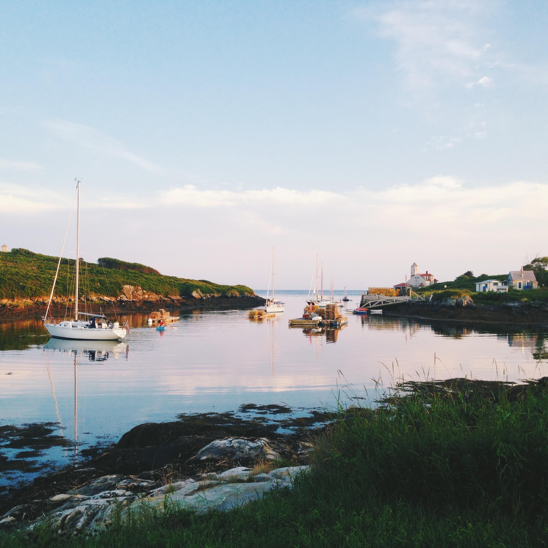 Quintessential Maine right here.