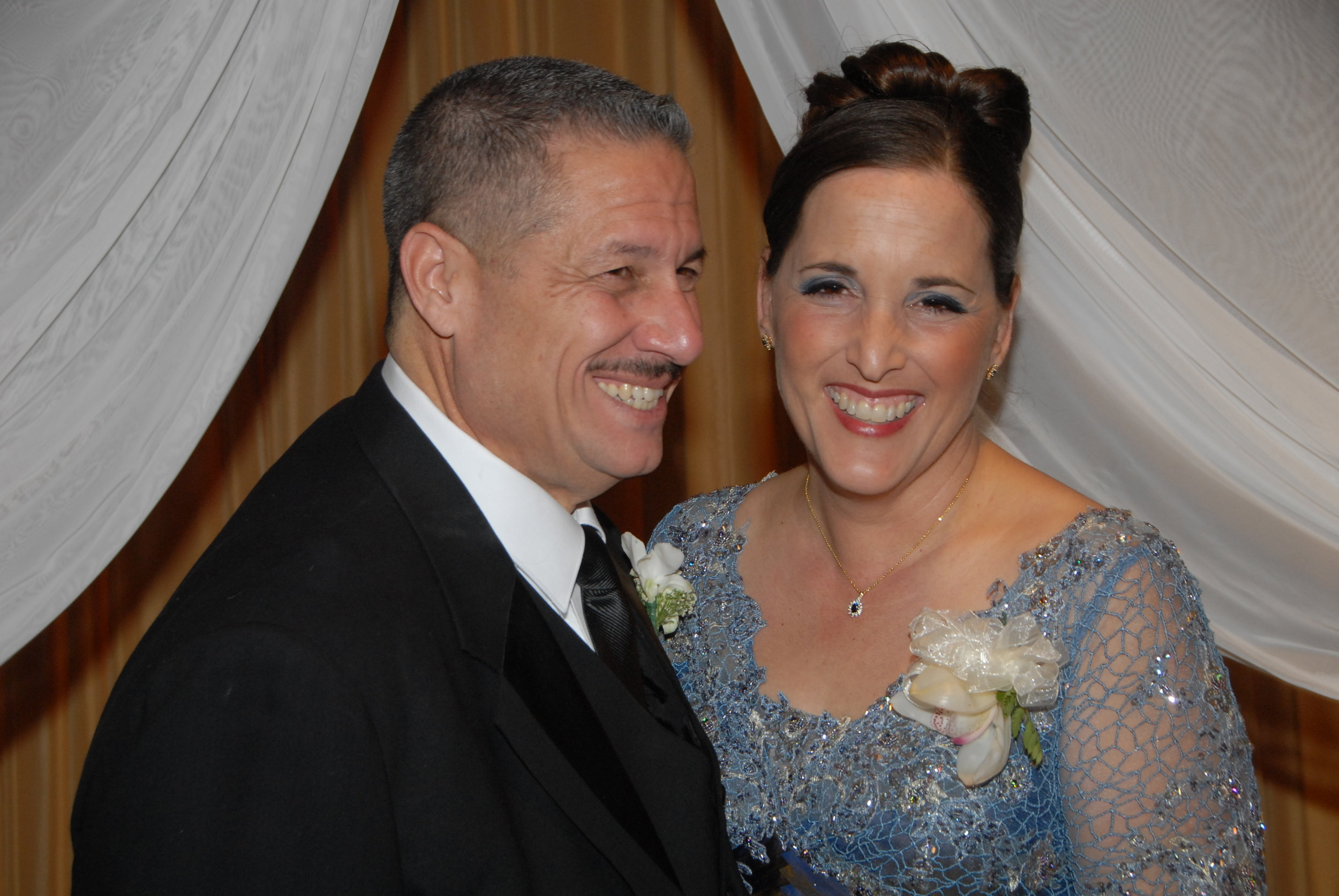 My Parents at Our Wedding | Photo Credit:  Baron's Visual Images
