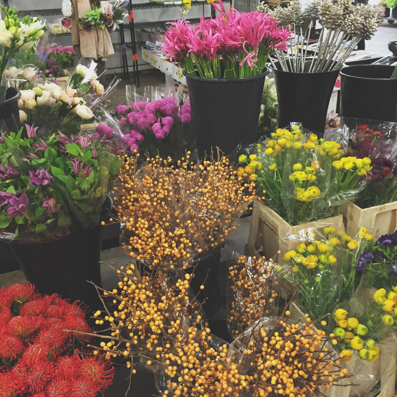 Los Angeles Flower District