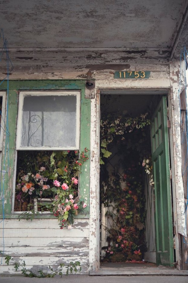 Flower house detroit