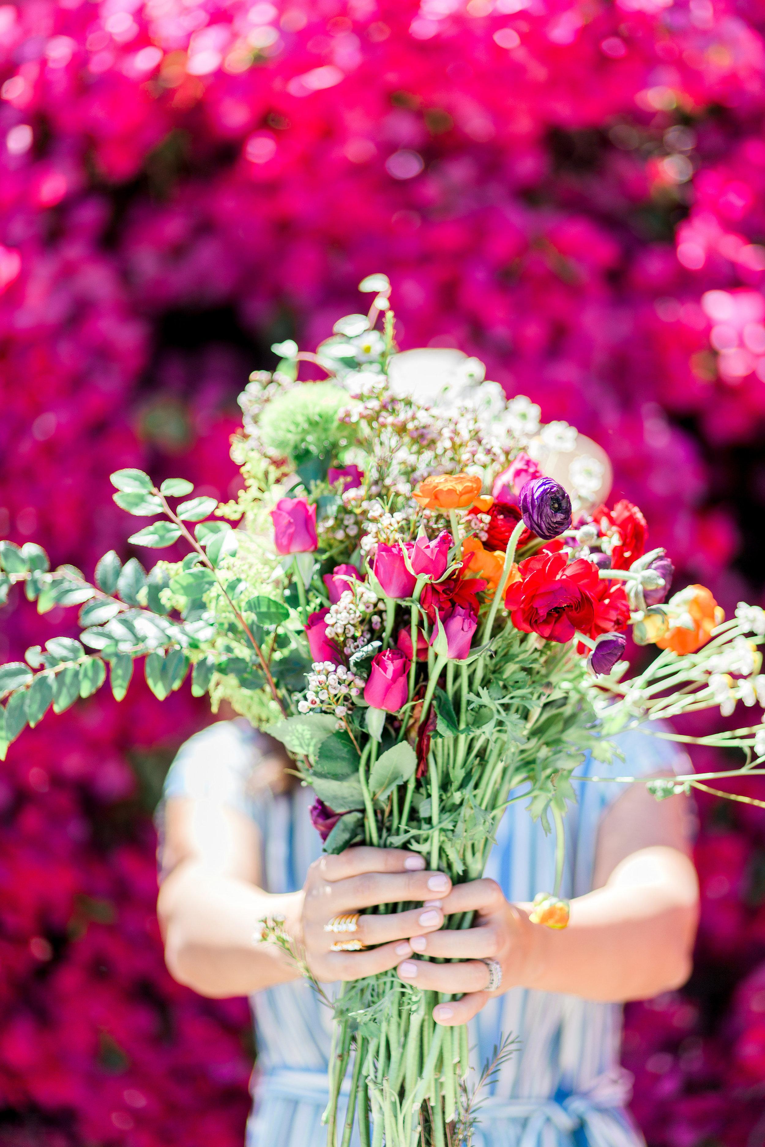 Bouganvillea Bouquet