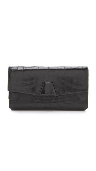 Wang black croc clutch.jpg