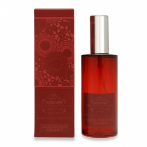 Voluspa Goji & Torocco Orange Room Spray ($45)