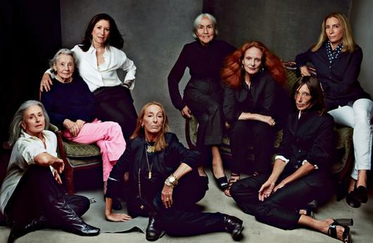 Vogue Fashion Editors