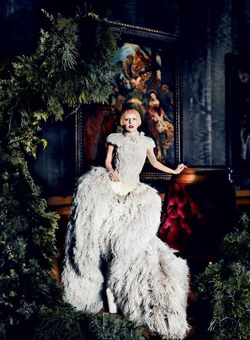 Source: Lady Gaga for Vogue USA