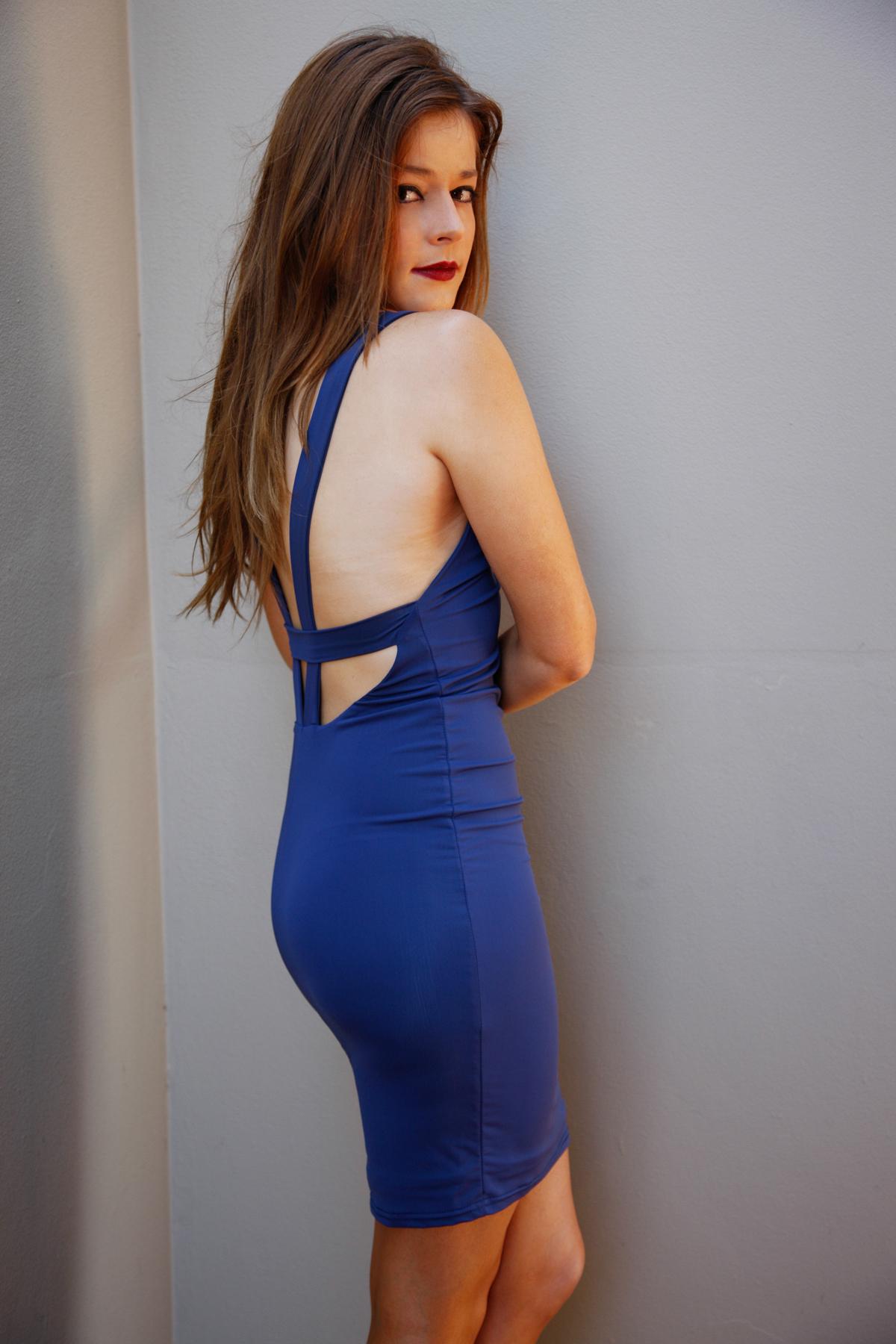 Dress:   Misha Collection