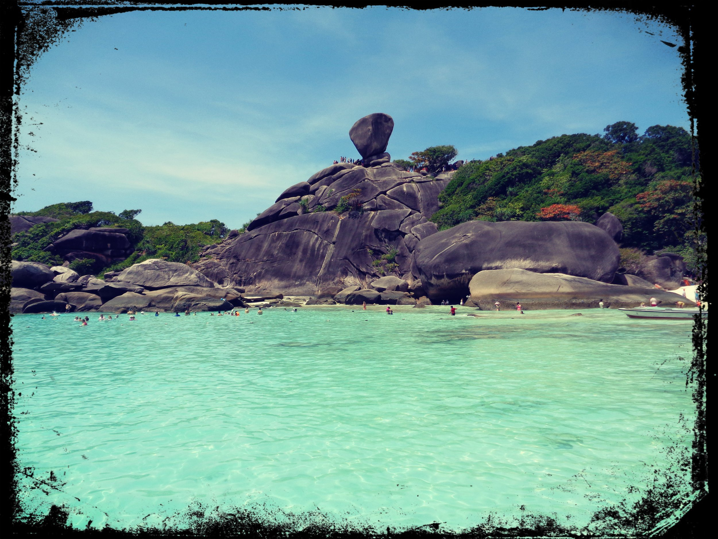 Princess Island, Thailand
