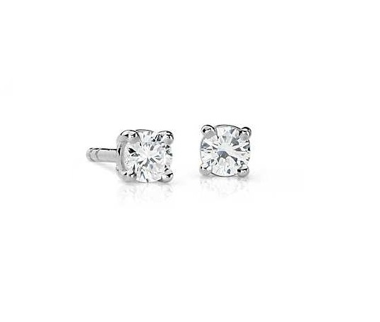 13. DIAMOND EARRINGS