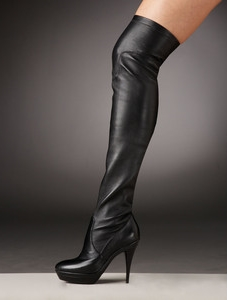 15. OVER KNEE BOOTS