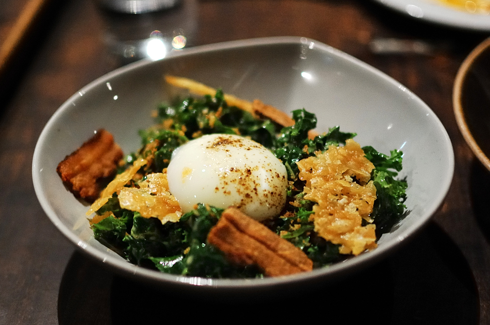 Salad of Local Kale