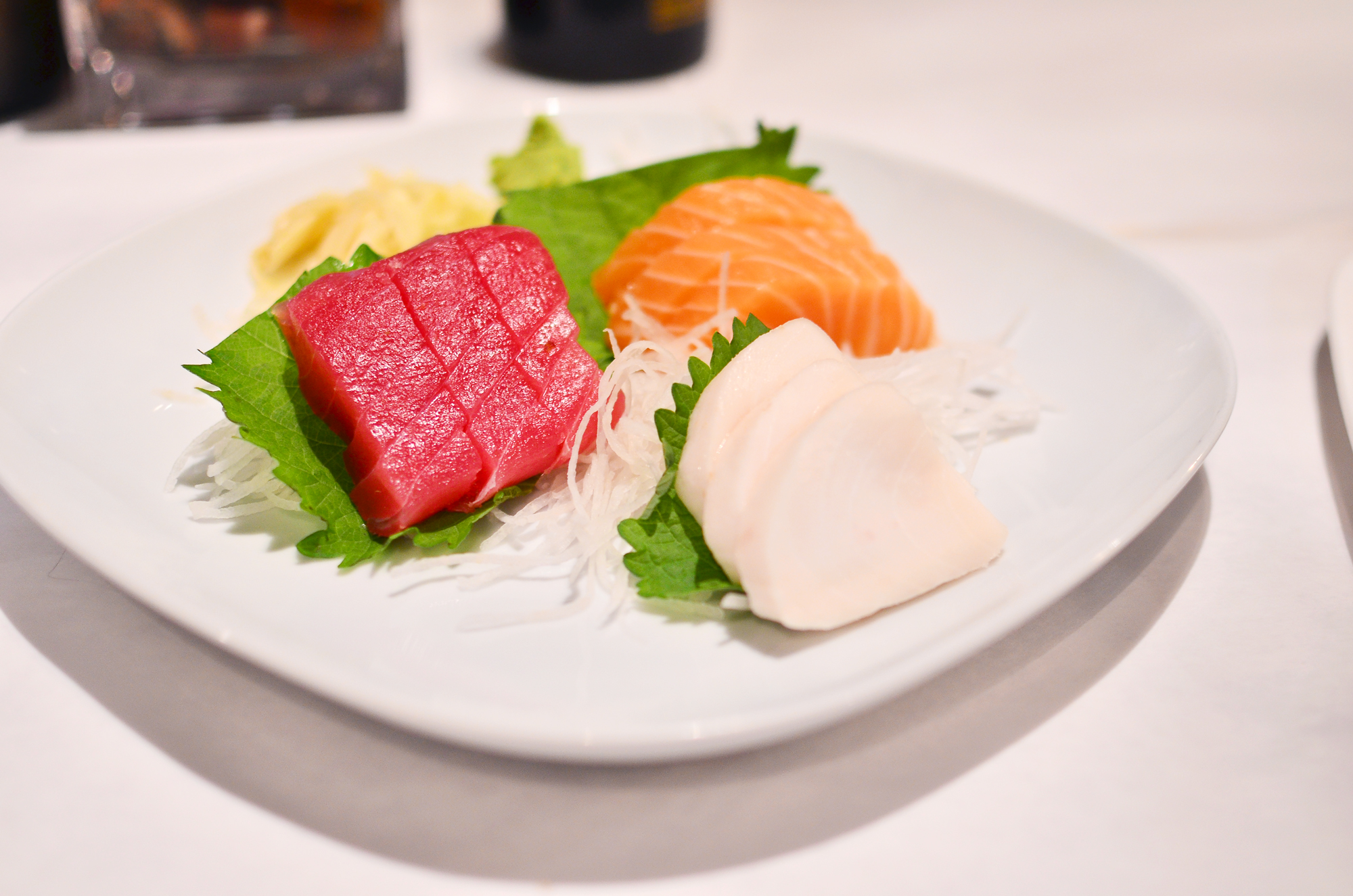 Combination Sashimi