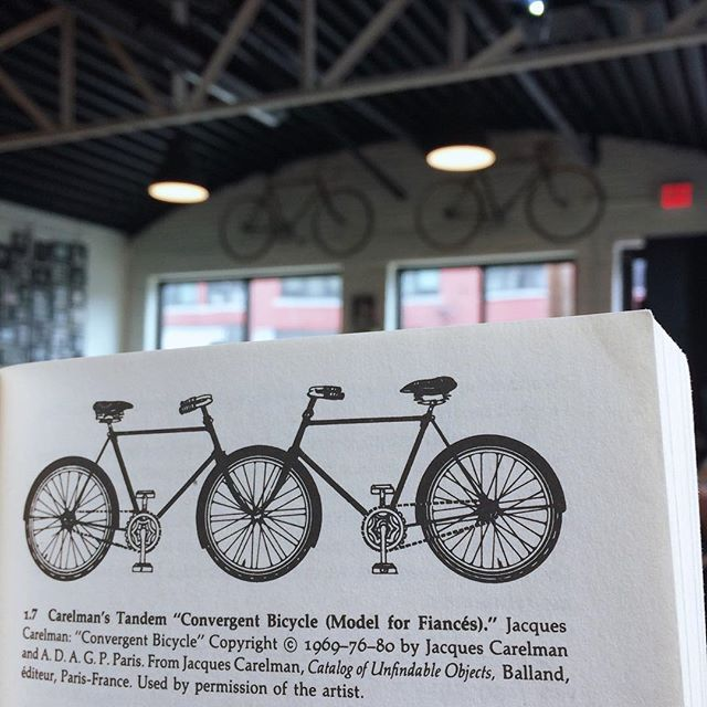 Reading about the cycle-ology of everyday things. ⠀ #designofeverydaythings