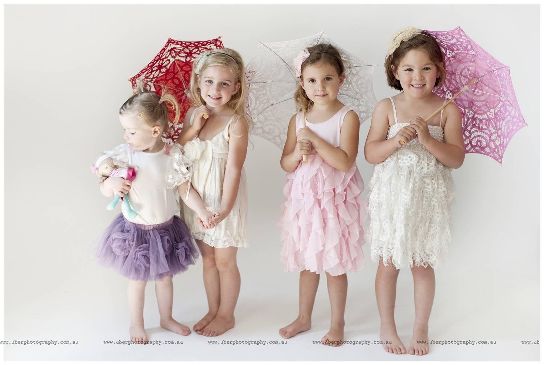 Kids fashion photography