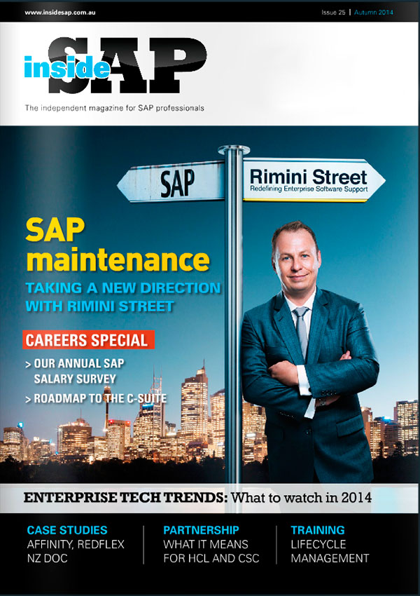 The cover, issue 25 Autumn 2014