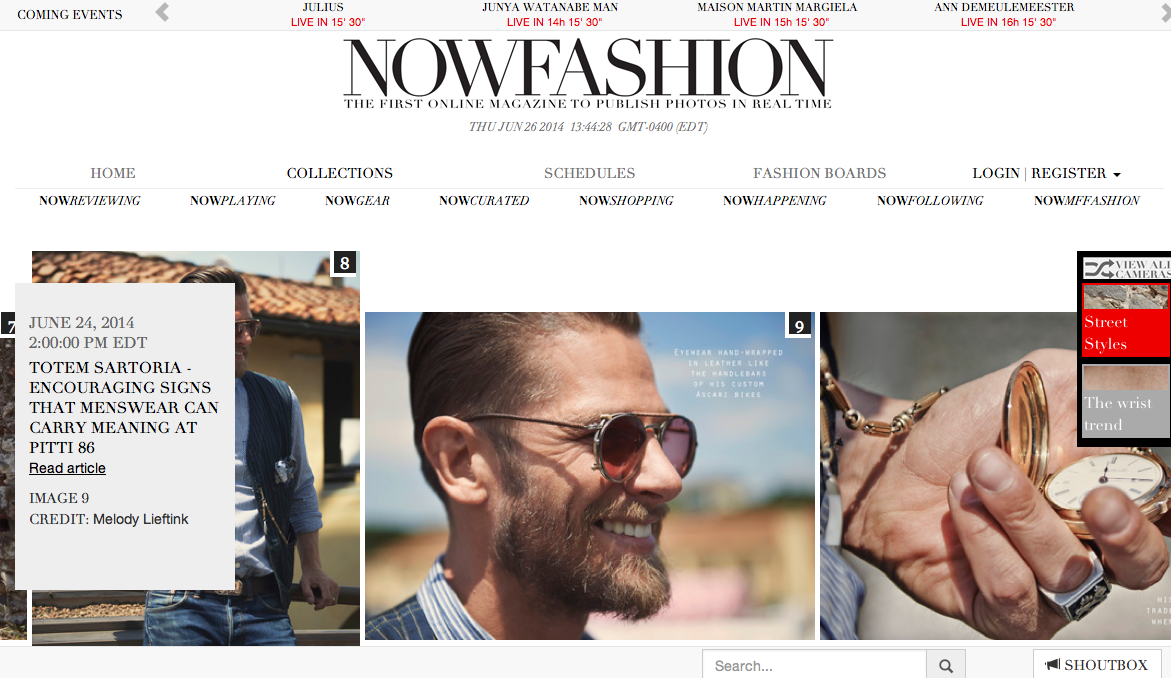 NowFashion.com - June 2014