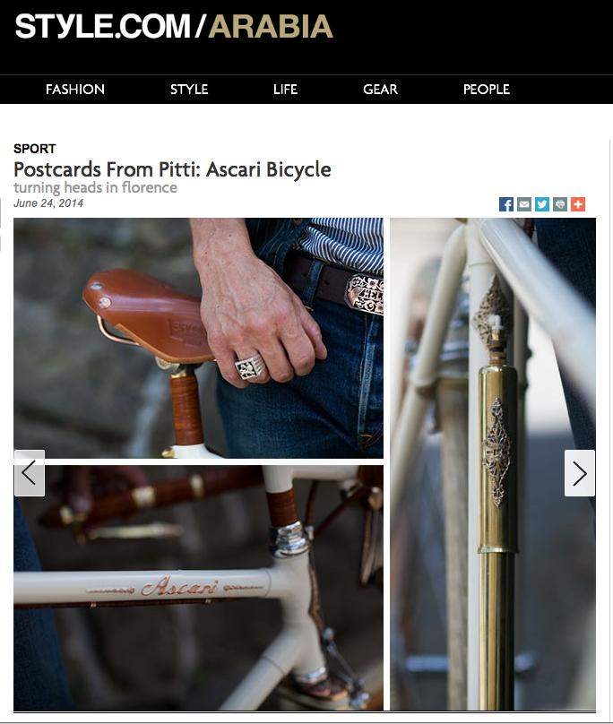 Style.com/arabia - June 2014