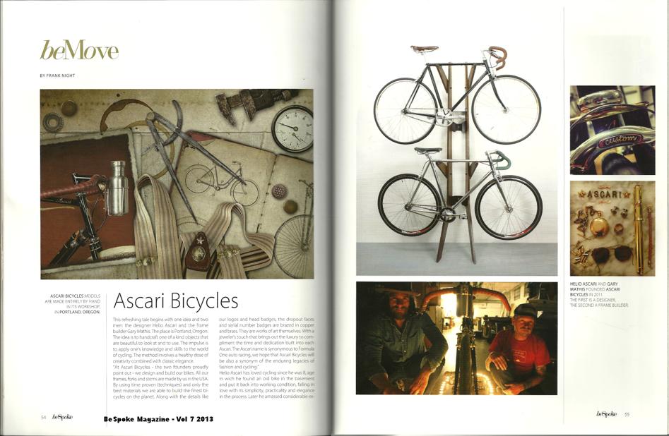 beSpoke Magazine Italy