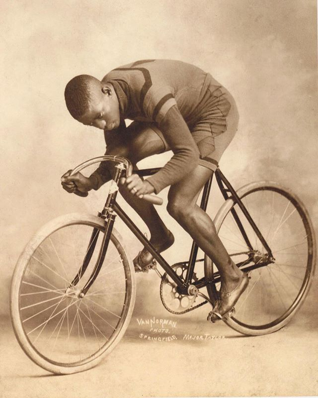 Major Taylor - 1878-1932 A world champion bicycle racer whose fame was undermined by prejudice. @nytimes new series OVERLOOKED A series of remarkable black men and women never received obituaries in the newspaper — until now. Their stories are being added to a project about prominent people whose deaths were not reported by the newspaper. #bicycleracers