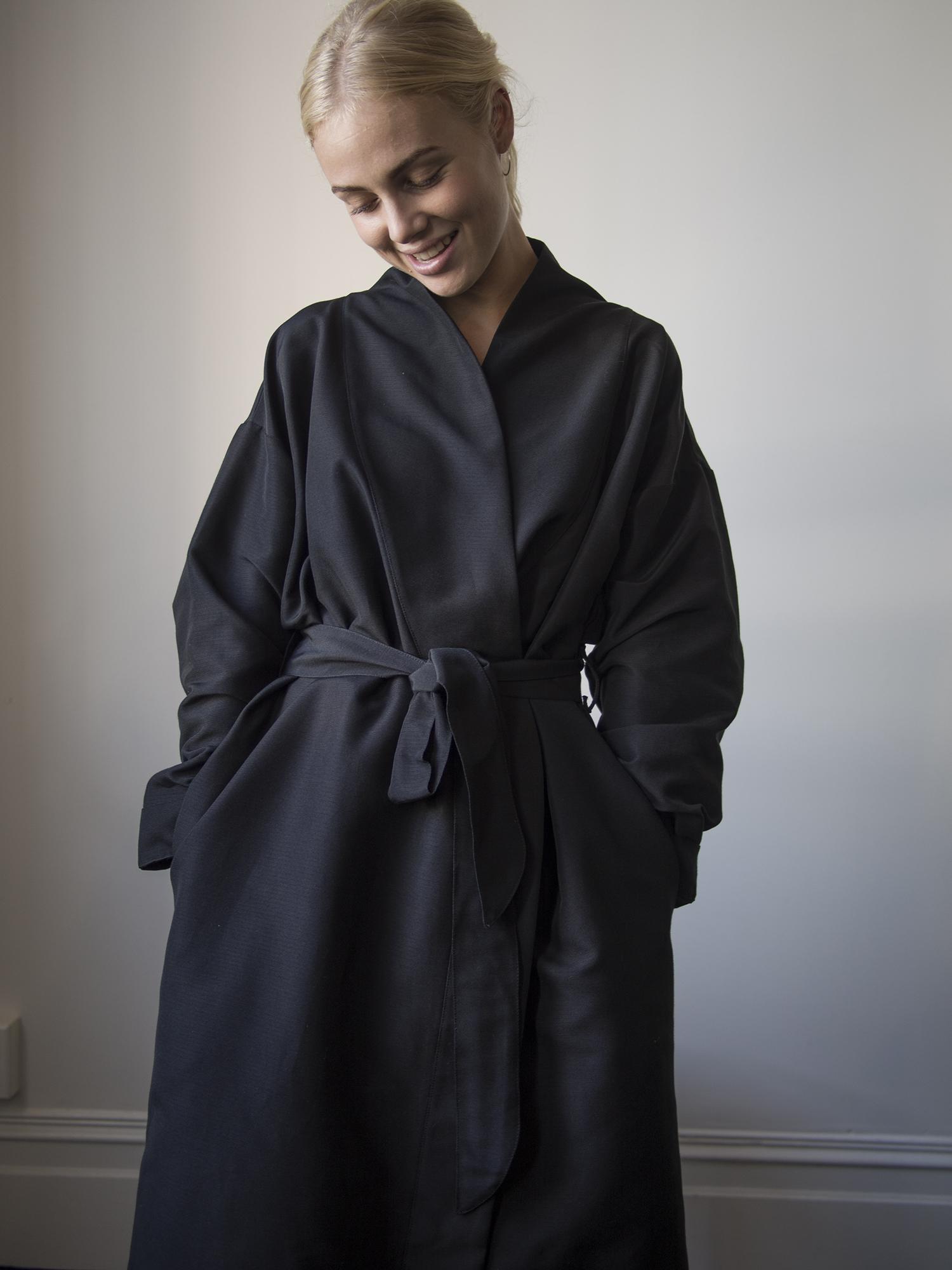 Martha robe - ---