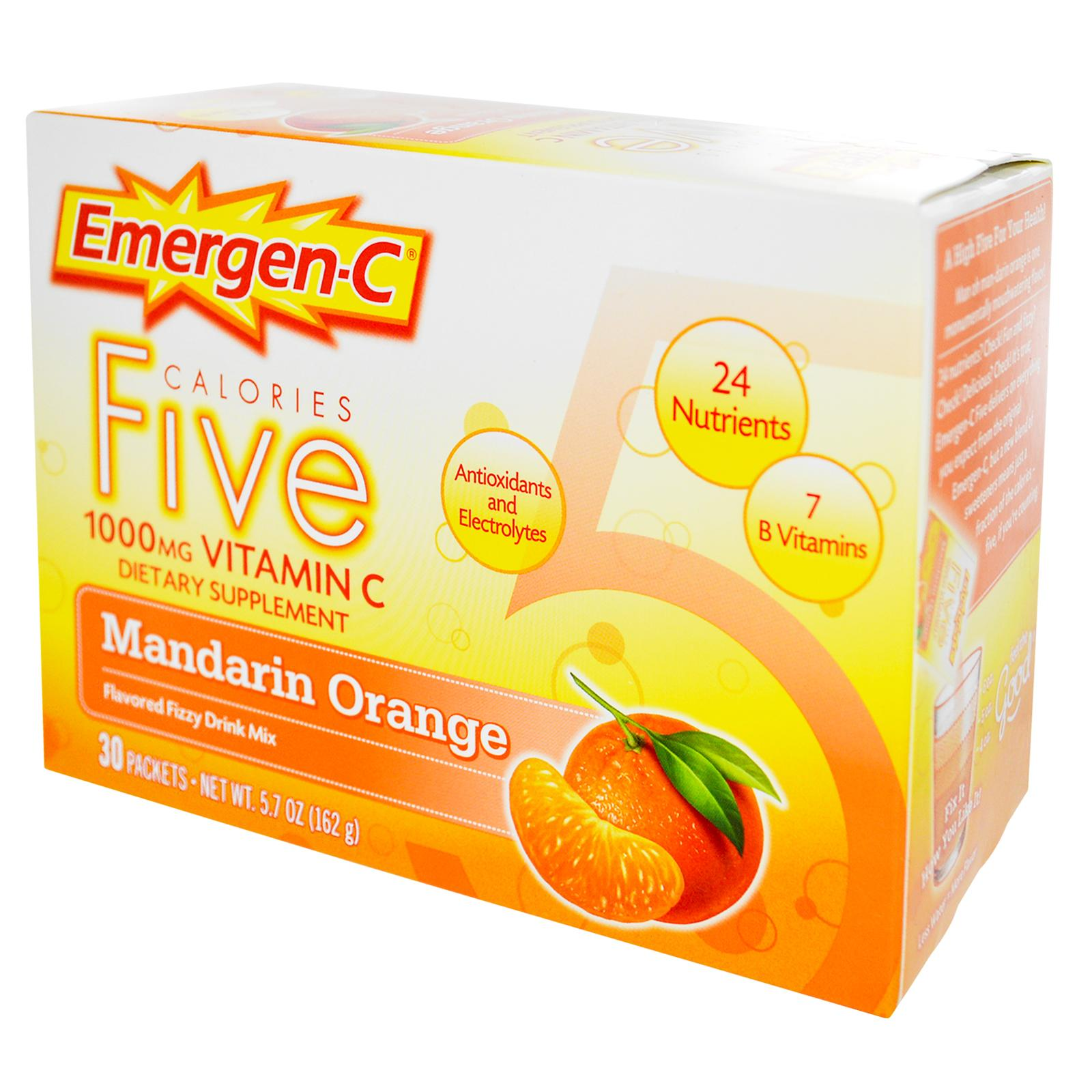 EMERGEN-C - THE LAST THING YOU WANT TO DO IS SPEND YOUR TRIP SICK IN BED.