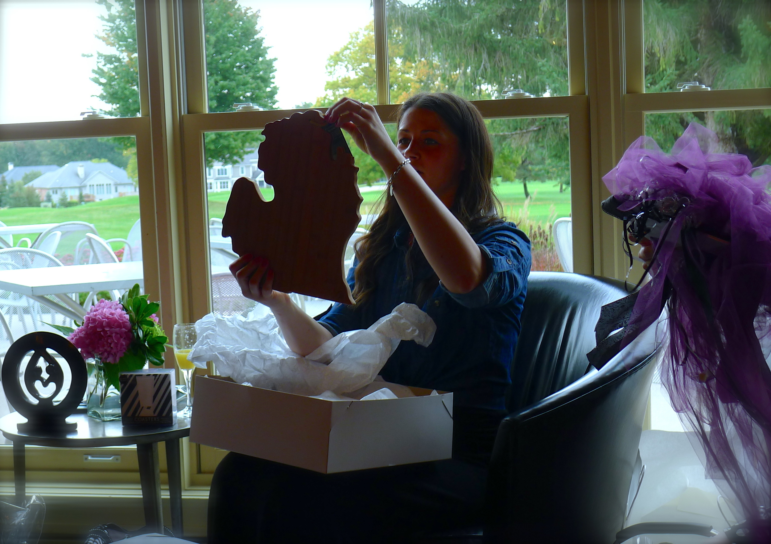 OPENING GIFTS ON SATURDAY OCT. 5 AT WATERMARK COUNTRY CLUB