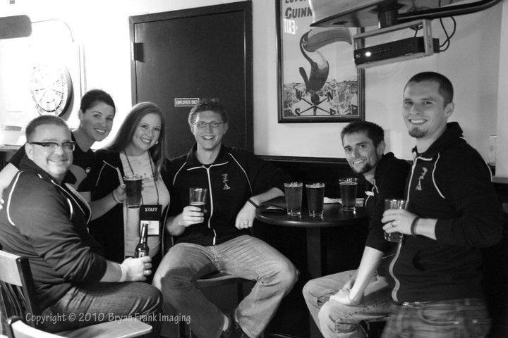 ARTPRIZE TEAM, OCT. 2010