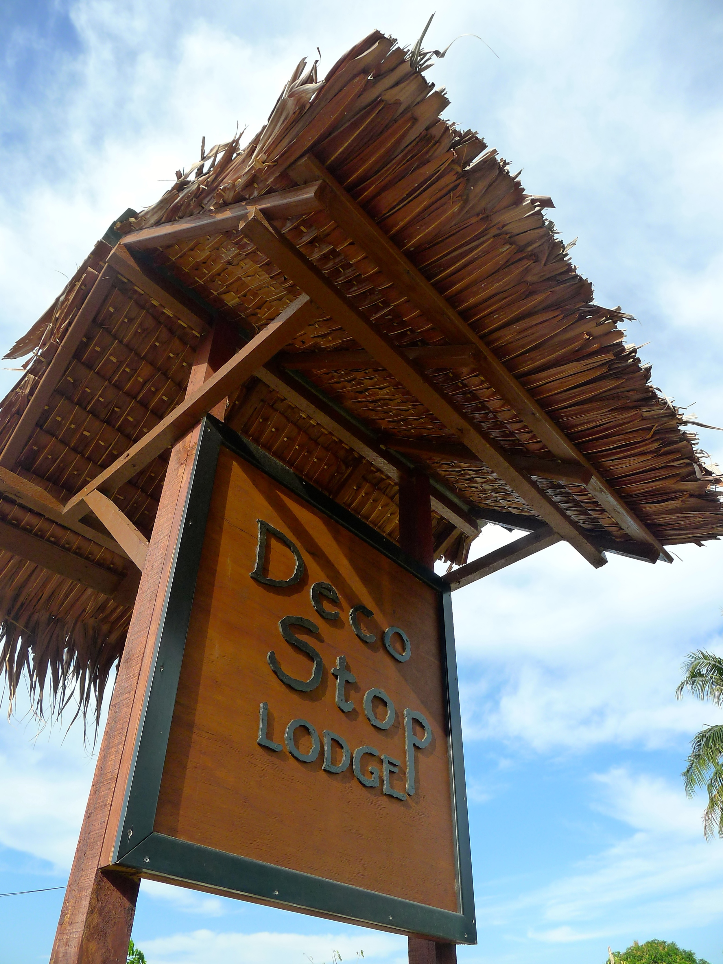 DECO STOP LODGE, SANTO VANUATU