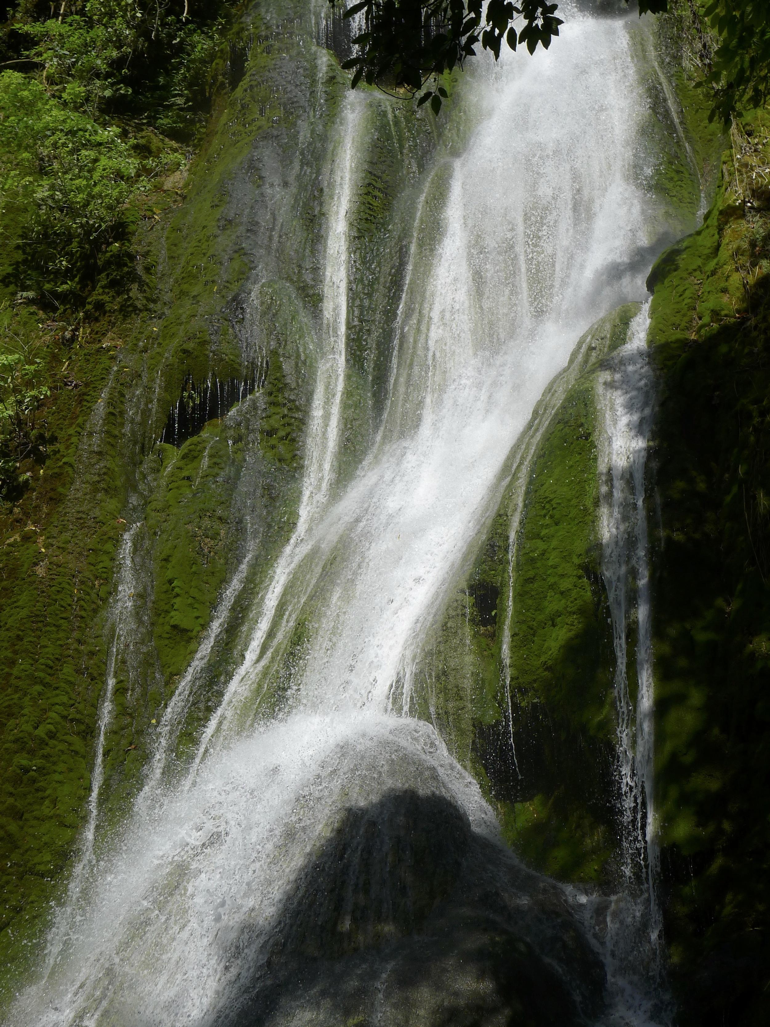 CASCADE FALLS, VANUATU