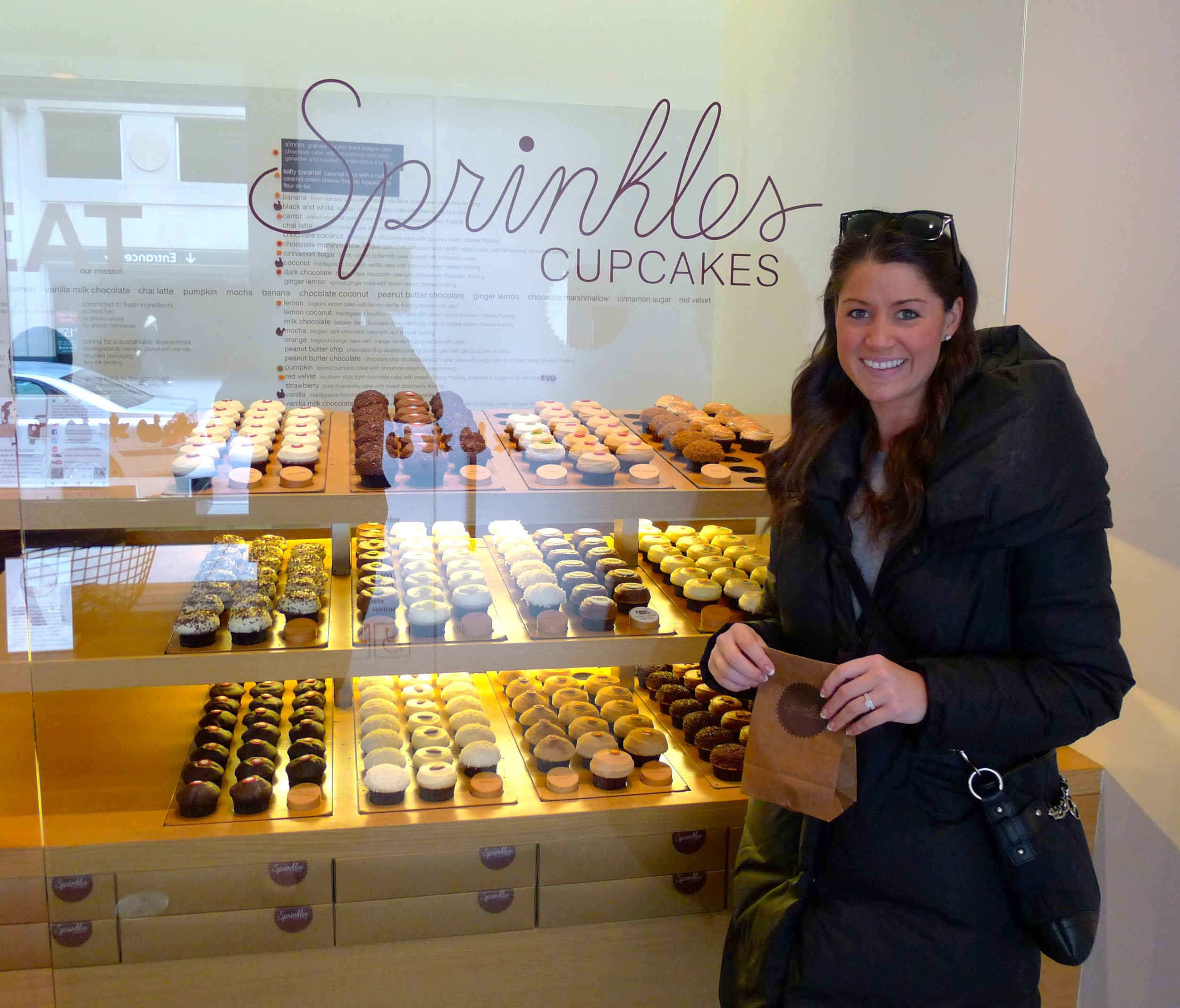 SPRINKLES CUPCAKES, CHICAGO